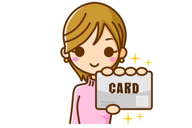 キャッシュカード一体型ローンカードです!